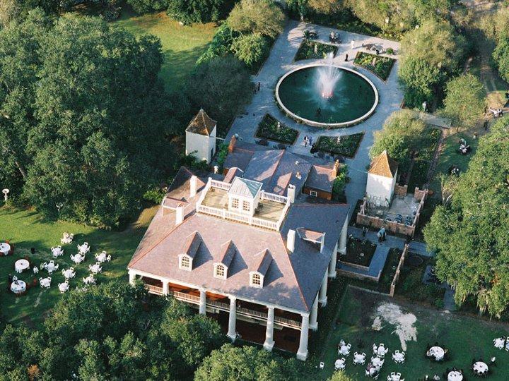 Piantagioni della Louisiana Houmas House Plantation