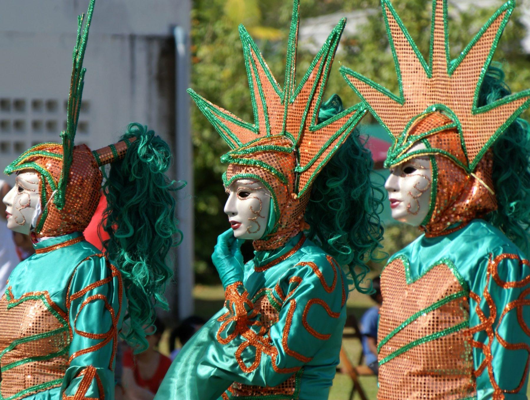 Carnevale nel mondo Caraibi