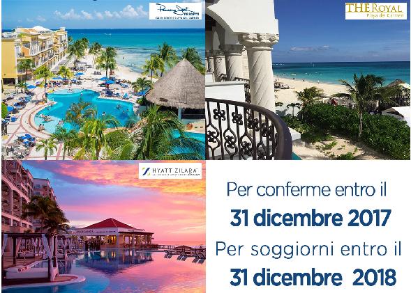 Amazing Playa Hotels & Resorts – Messico