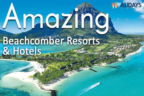 Amazing Beachcomber Resorts & Hotels
