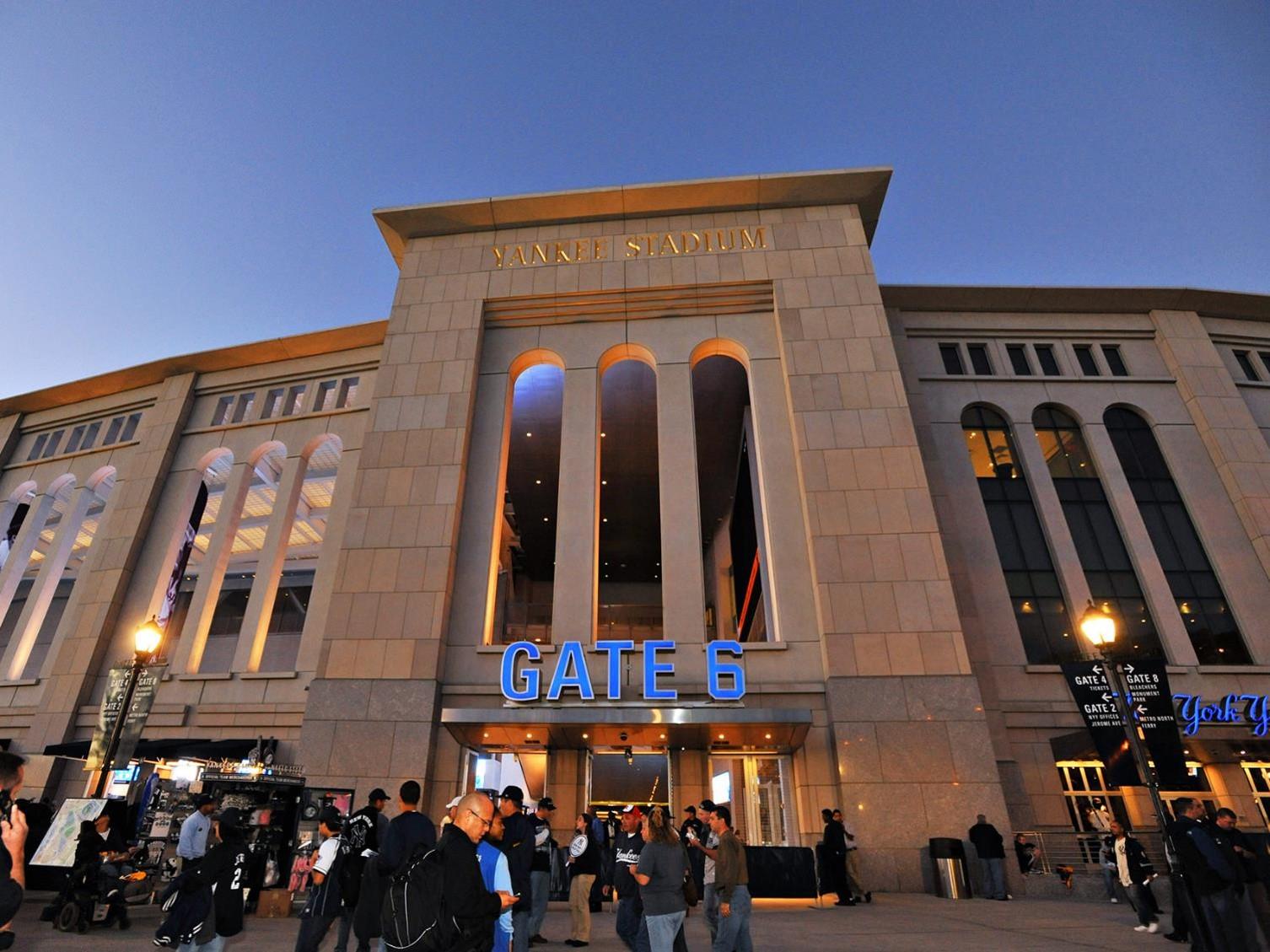 Cosa fare a New York in Primavera Yankee Stadium