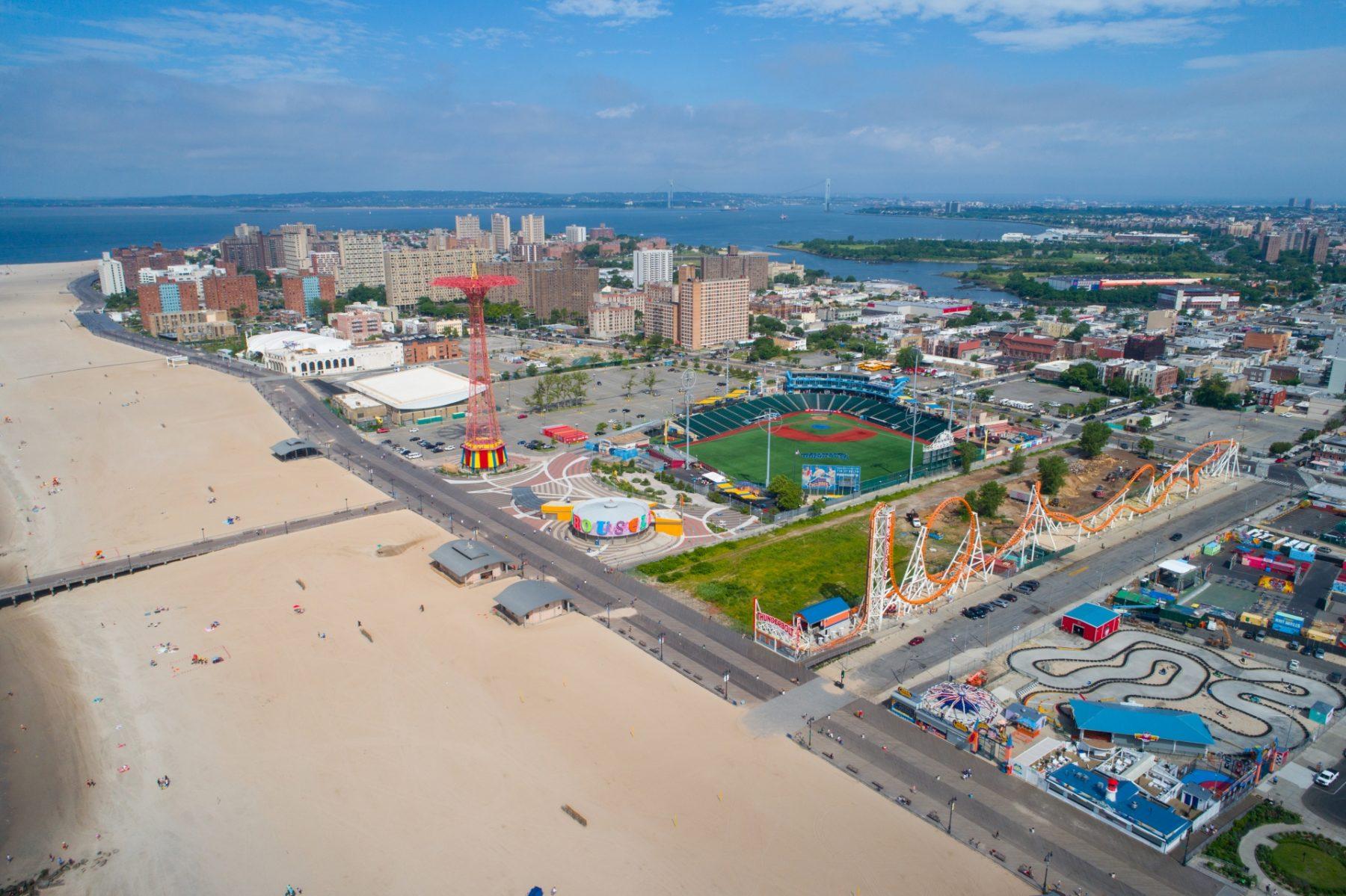 Cosa fare a New York in primavera Coney Island