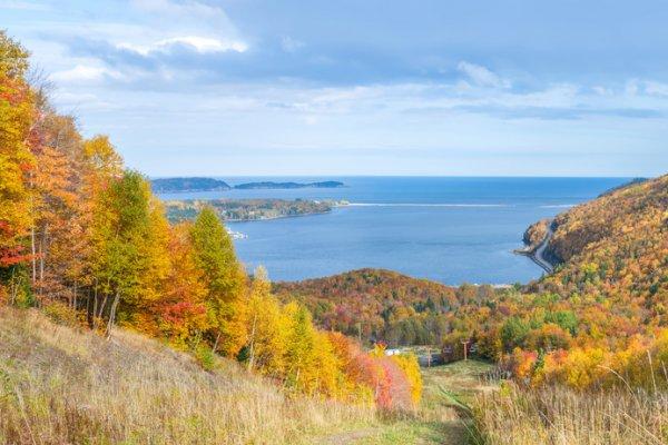 I foliage più spettacolari del mondo: Cabot Trail, Nova Scotia