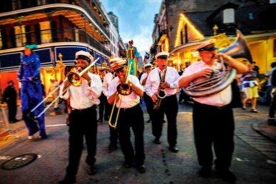 Mardi Gras New Orleans 2018