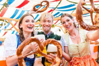L'Oktoberfest nel mondo