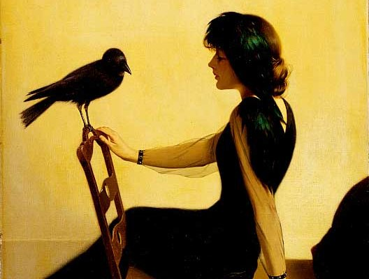 Harry Watrous, I ciarloni, 1913. Olio su tela, 71.8 x 61.8 cm. © The Clark Art Institute.
