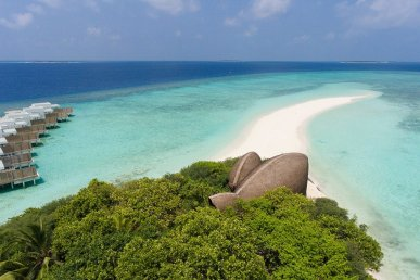 Maldive: Dhigali Luxury Resort