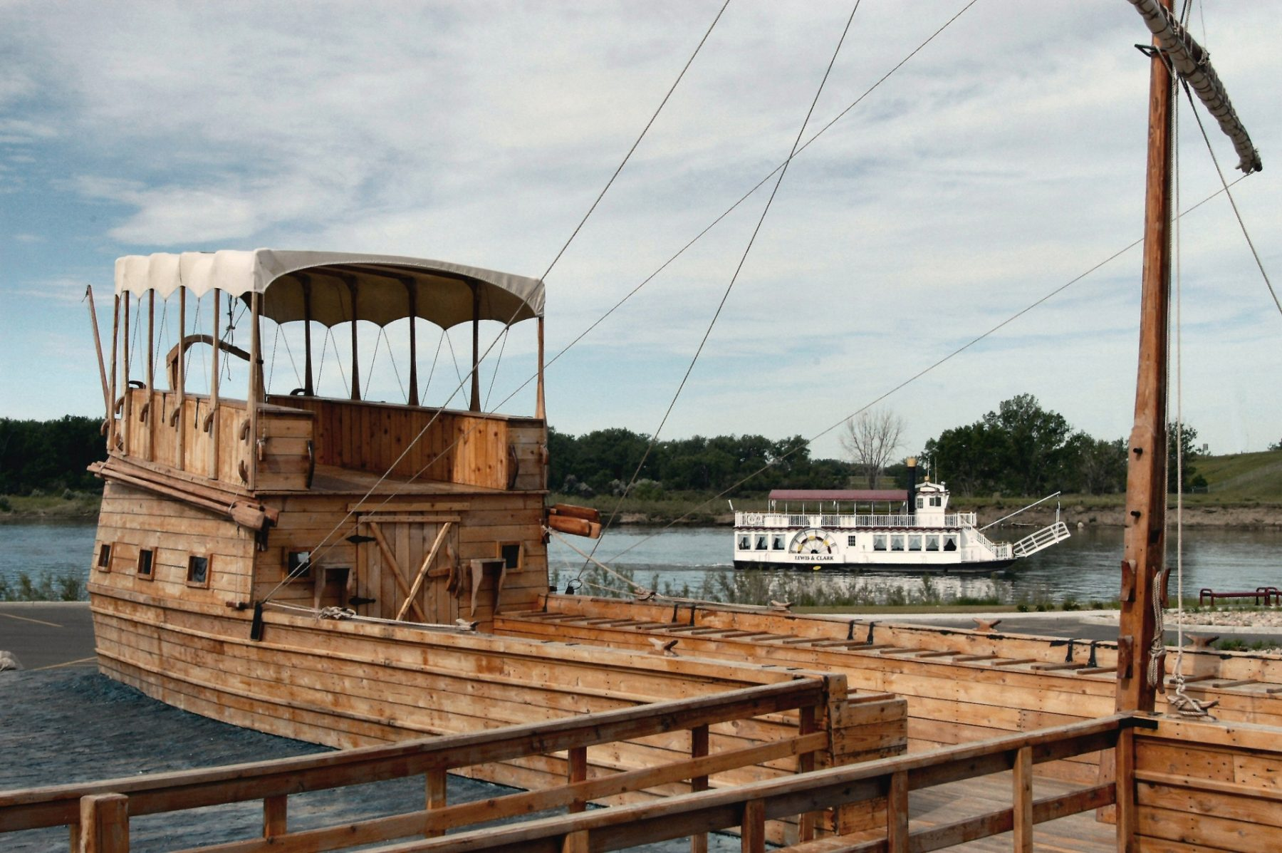 Cosa fare e vedere a Bismarck: Keelboat Park