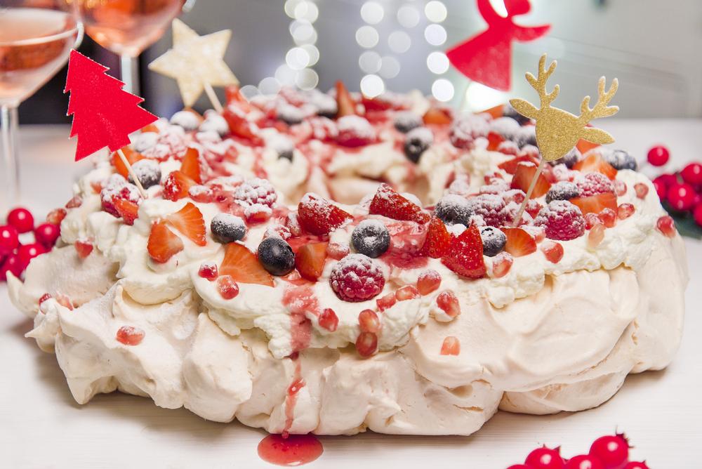 Ricette di Natale dal Mondo: Pavlova, la torta di Australia e Nuova Zelanda