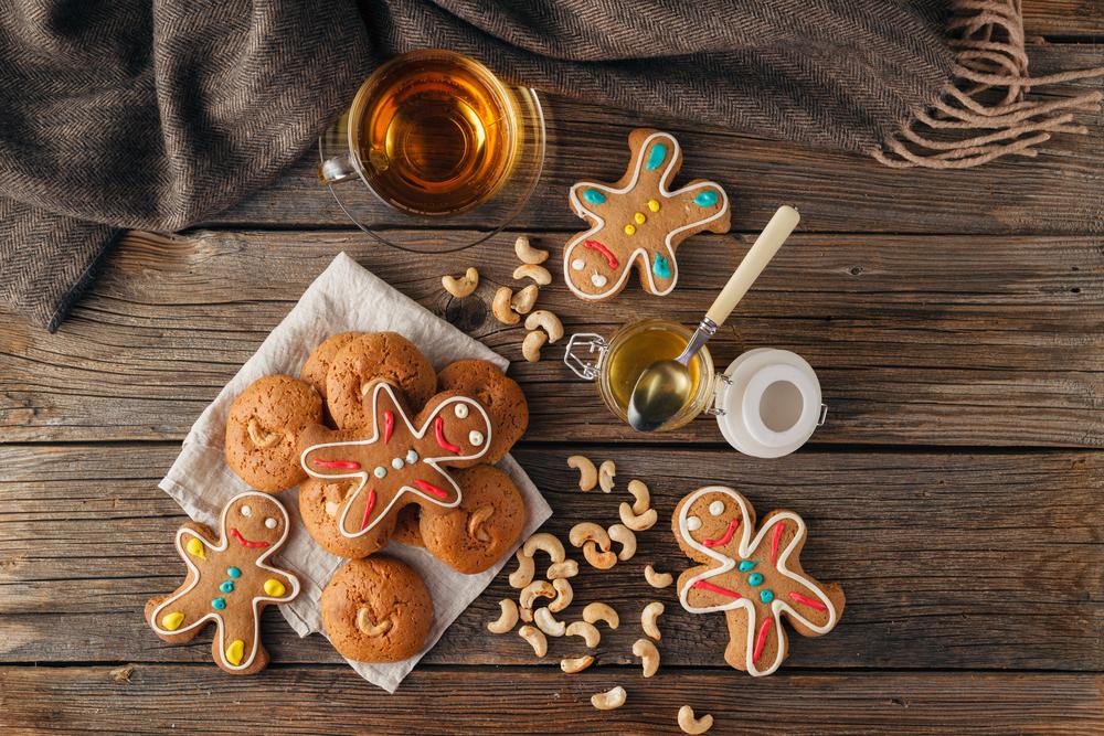 Ricette di Natale dal mondo: biscotti di Pan di Zenzero