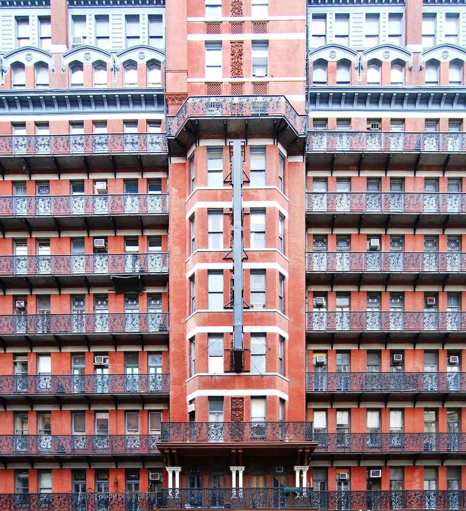Case da sogno in USA: il mitico Chelsea Hotel di Manhattan