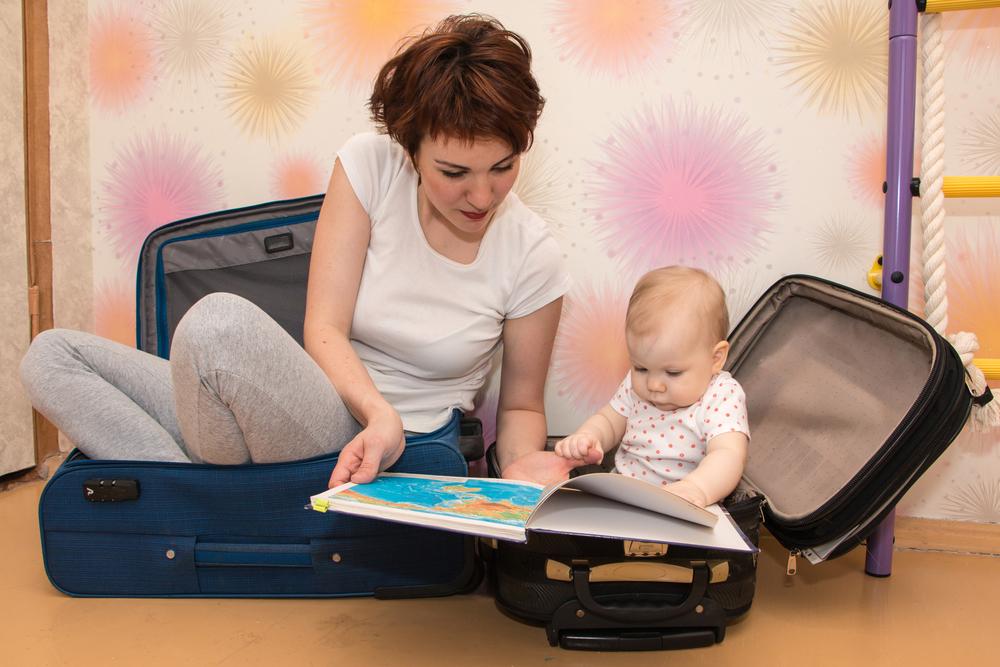 Viaggi per famiglie Come fare la valigia se si viaggia con bambini