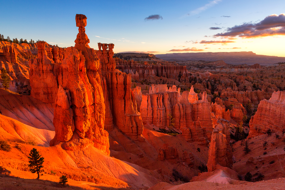 viaggio running West USA: Bryce Canyon