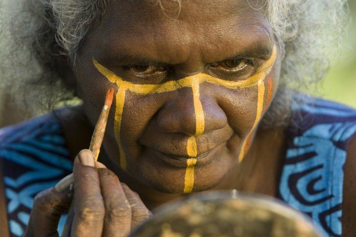In viaggio con gli aborigeni australiani