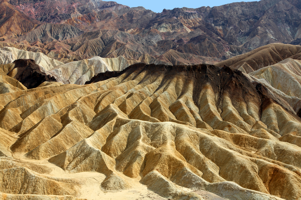 Viaggio cinema Western Death Valley National Park
