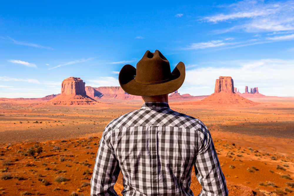 Viaggio cinema Western: Monument Valley