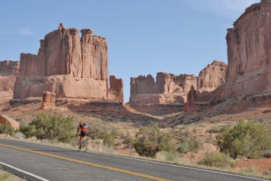 Viaggio nelle Rocky Mountains per ciclisti
