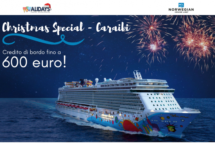 Christmas Special Norwegian Cruise Line