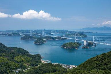 Shikoku e Mare Interno