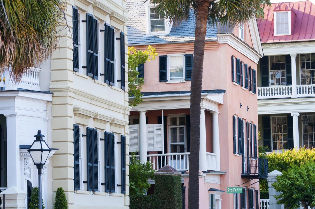 Viaggio Spoleto Festival Charleston