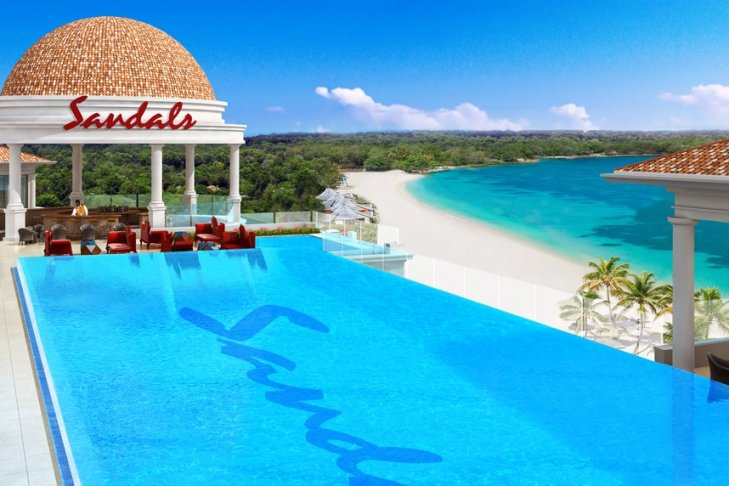 AMAZING Sandals Resorts e Beaches Resorts