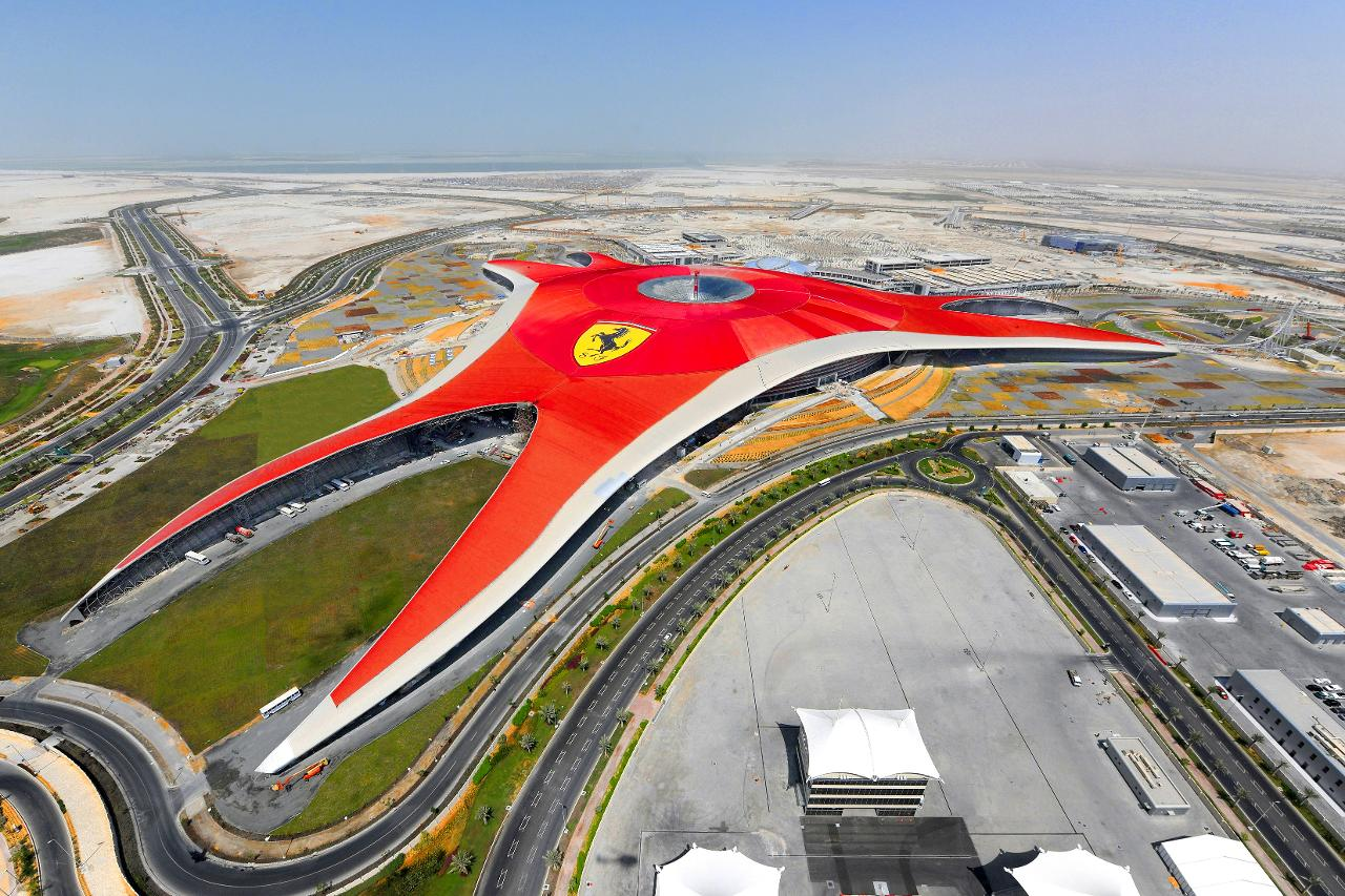 Cosa fare in un weekend ad Abu Dhabi Ferrari