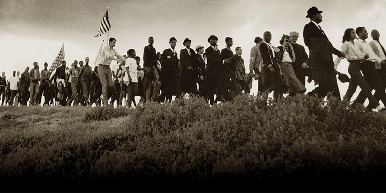I film sulla lotta per i diritti civili