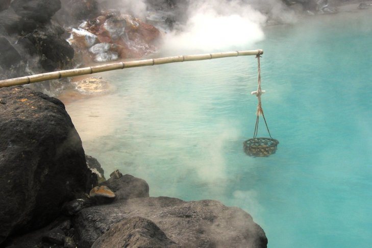 Kyushu – vulcani e stazioni termali