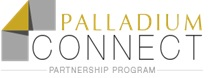 Palladium Connect logo