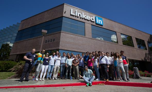 visita a Linkedin