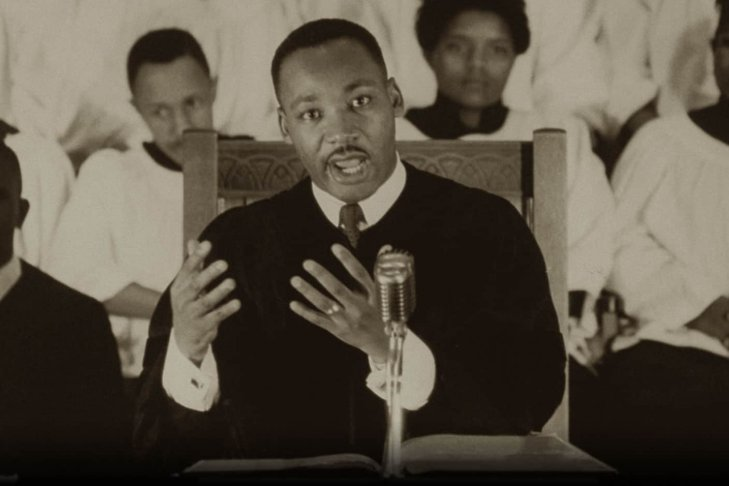 I luoghi di Martin Luther King