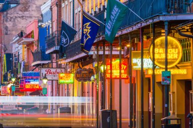 Alabama – Louisiana Food&Music