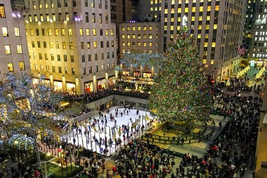 Natale a New York: Christmas Lights!